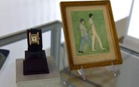 Jackie Kennedy watch fetches nearly $380K in New York