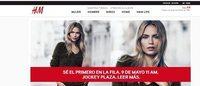 La cadena sueca H&M abre en Lima su segunda tienda en Suramérica