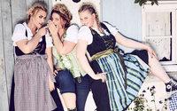 Sheego startet Dirndl-Kampagne mit Curvy-Supermodel-Kandidatinnen