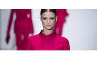 Gucci evoca con sus diseños la elegancia más sofisticada de los años sesenta