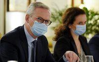 Le Maire annonce 20 milliards d'euros pour renforcer les fonds propres des entreprises