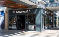 Watches of Switzerland opens new UK boutique for Tag Heuer