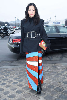 Street Fashion Paris N285