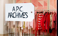 A.P.C. inaugure son exposition « Archives »