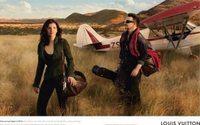 Bono trägt Louis Vuitton für einen guten Zweck