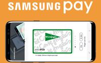 La tarjeta de El Corte Inglés supera las 100 000 operaciones con Samsung Pay