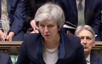 Brexit : Theresa May présente un compromis avec la possibilité d'un nouveau référendum