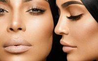 Kim Kardashian kendi güzellik markasını lanse ediyor