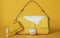 Fendi collaborates with Francis Kurkdjian for first perfumed 'Baguette' bag