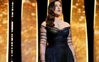 Marion Cotillard and Monica Bellucci sport contrasting glamour at Cannes
