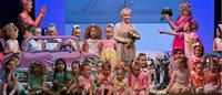 Pitti Bimbo: sfilano le Miss Blumarine tra sogni di viaggi, fiori e colore