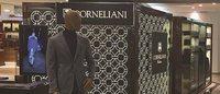 Corneliani: new opening a Seul