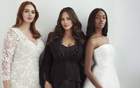 Ashley Graham and Pronovias launch bridal collection