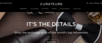 KarmaLoop and UpscaleHype founders launch Curateurs men's site