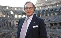 Les arcades du Colisée nettoyées grâce au mécénat de Tod's