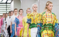 British Fashion Council partners with HSBC