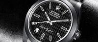 Karl Lagerfeld assina relógio Rolex