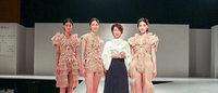 「未来のクチュール」を創造する山田知佳が第90回装苑賞を受賞