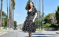 Costume designer Janie Bryant launches 50s inspired collection