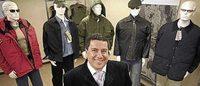 Alfaiate Miguel Caballero é o 'Armani' da roupa blindada