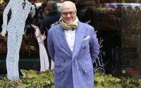Manolo Blahnik aprirà un negozio al Palais-Royal di Parigi