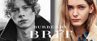 ブルックリン・ベッカムが撮影した「バーバリー ブリット」新ヴィジュアルが公開