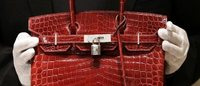 Jane Birkin asks Hermes to take name off crocodile handbag