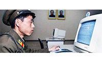 В Северной Корее появилась торговля онлайн