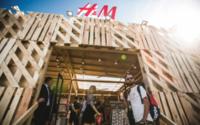H&M vê suas vendas saltarem 10% em julho