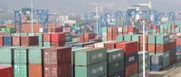 China's jump in exports soothes growth fears, boosts markets