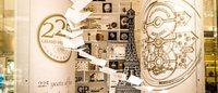 L'horloger suisse Girard-Perregaux s'expose à l'Atrium du Printemps du Louvre