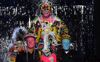 Hyères Fashion Festival recognises Belgian designer Tom Van der Borght's wild creativity