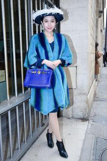 Street Fashion Paris N283