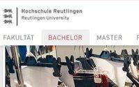 Hochschule Reutlingen zeigt neunte Werkschau der Textildesigner