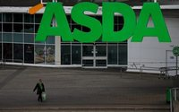 Asda reports slowdown in rate of quarterly sales growth