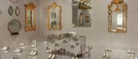 Designer Thom Browne exhibits at New York's Cooper Hewitt Museum