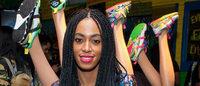Irmã de Beyoncé cria coleção de tênis inspirada no Brasil