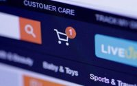French online retail sales rose 13 percent in Q1, Amazon makes in-roads