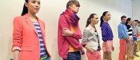 ジューシーカラーあふれる「Gap」2013年春コレクション発表