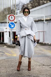 Street Fashion Paris N311