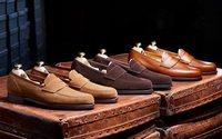 Shoe maker Crockett & Jones sees sales rise, plans second NY shop