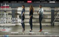 Levi's startet virtuelles Anprobesystem