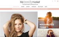 Mytrendymarket, nouvelle place de marché dédiée aux invendus des multimarques
