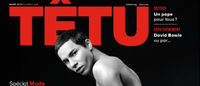 Olivier Rousteing se met à nu dans Têtu