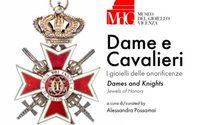 """A Vicenza, il Museo del Gioiello presenta la mostra """"Dame e Cavalieri. I gioielli delle onorificenze"""""""