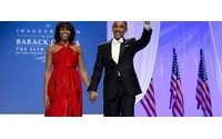 Michelle Obama again picks Jason Wu for inaugural gown