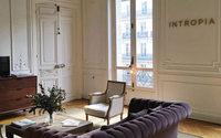 Intropia se instala en un apartamento boutique en París