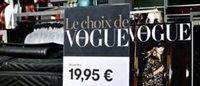 H&M et Vogue ont noué un partenariat pub spécial avant les fêtes