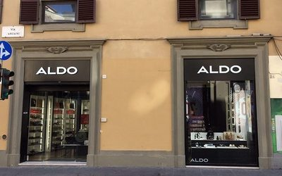 check out ae1a3 15b31 Le calzature Aldo arrivano a Firenze - Notizie ...
