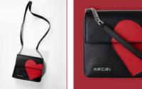 """Limitierte Charity-Bag """"Heart"""" von Marc Cain #MomsxMarcCain"""